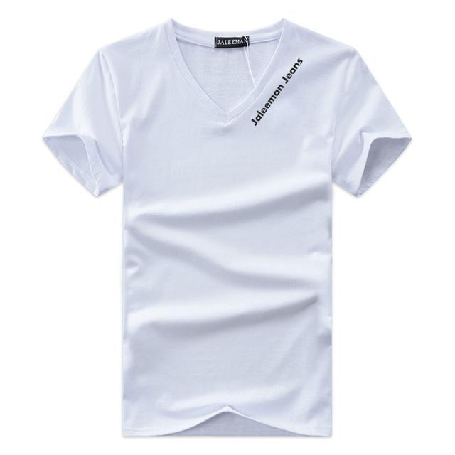 2018 Special Offer Men's T-shirts V-neck Plus Size S-5xl T Shirt Men Summer Short Sleeve Shirts Brand Tee Man Clothes Camiseta