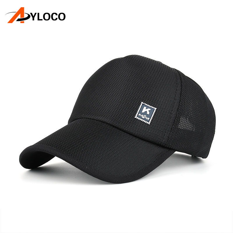 Wholesale Spring Breathable Mesh Cap Baseball Cap Snapback Hat Summer Cap Hip Hop Fitted Cap Hats For Men Women aetrue winter beanie men knit hat skullies beanies winter hats for men women caps warm baggy gorras bonnet fashion cap hat 2017