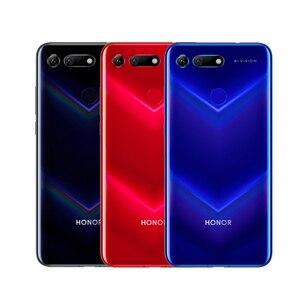 Image 2 - オリジナル honor 表示 20 honor v20 6 ギガバイト 128 ギガバイト Mobilephone に 6.4 インチキリン 980 オクタコアの Android 9.0 NFC 4000mAh