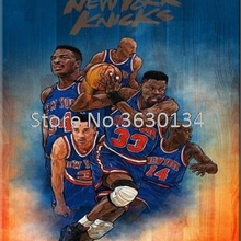 5D Diy Diamond Painting Patrick Ewing - New York Knicks Basketball Sport  Star Diamond Embroidery Rhinestones 1c4f224650a4