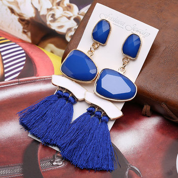 Long Drop Dangle Fringe Earrings Vintage Women Tassel Earrings 9 Colors Boho Statement Brand Jewelry Female.jpg 350x350 - Home Page