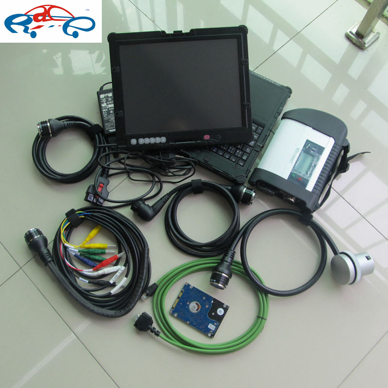 Rotate Touch Screen Laptop Nec Shieldpro with newest mb sd c4 ssd 250gb software 2016.09 3 in1 full set for mb star c4 diagnosis