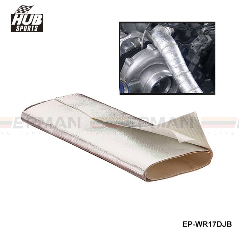 NEW Racing Adhesive Backed Aluminum Heat Barrier 40inch *40 inch For TOYOTA COROLLA AE86 4A-GE 83-87 HU-WR17DJB