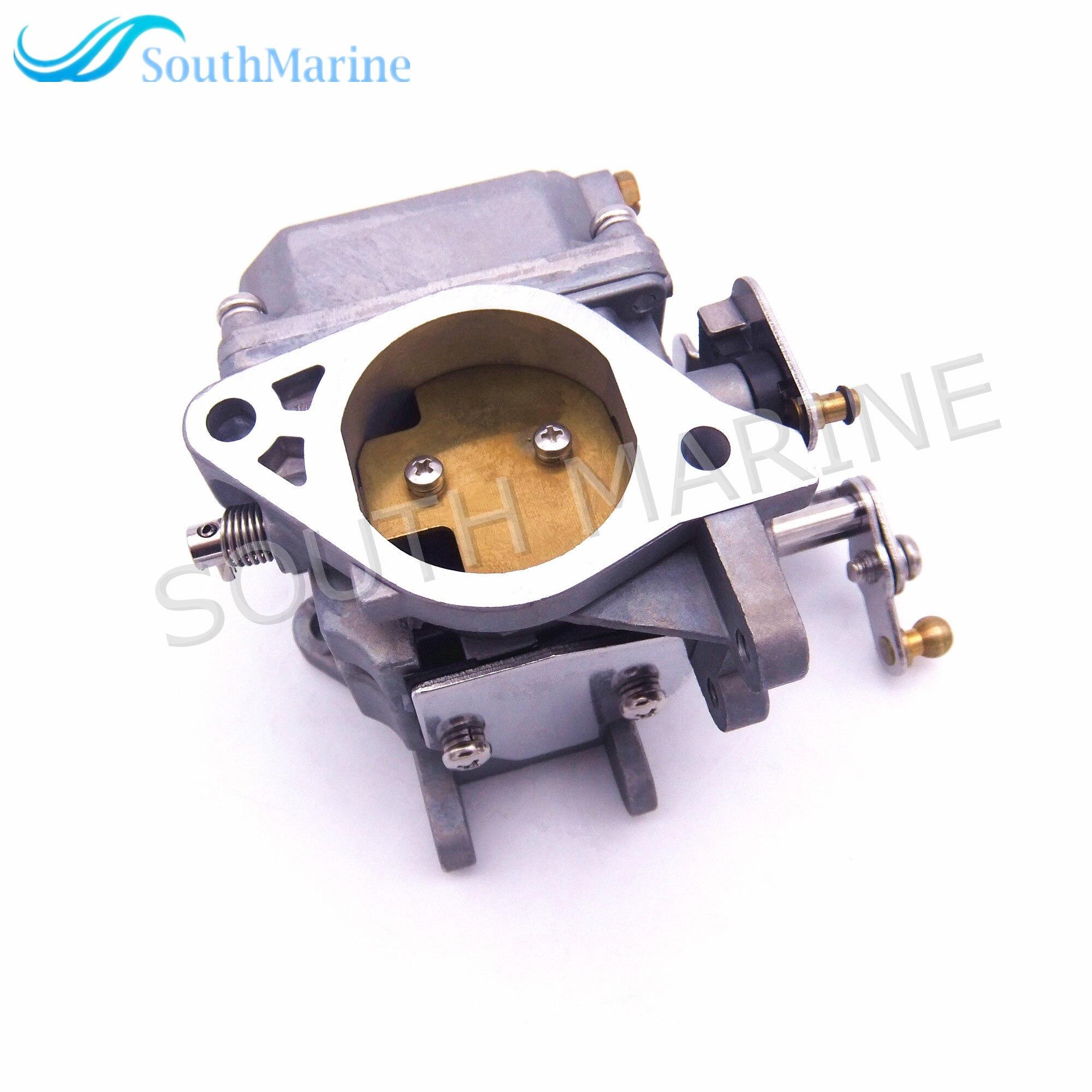 Лодочный мотор Карбюраторный в сборе 69P-14301-00 69S-14301-00 для ЛС 2-х тактный E25B E30H 25Б 30Ч