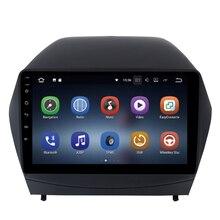 Автомобиль 2 DIN GPS авто радио для Hyundai ix35 2Din Android 2 DIN плеер для IX35 навигации iso головное устройство RDS Navi Географические карты Горячая аудио