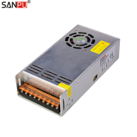 SANPU SMPS 600W 24V Switching Power Supply 25A AC DC 220V 24V Switching Transformer 24 Volt LED Driver 24VDC Universal Use IP20