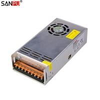 SANPU SMPS 600W 24V Switching Power Supply 25A AC DC 220V 24V Switching Transformer 24 Volt LED Driver 24VDC Universal Use IP20
