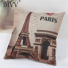 Home Wider Hot Selling Tower Pillow Case Sofa Waist Throw Cushion Cover Home Decor Free Shipping Wholesale