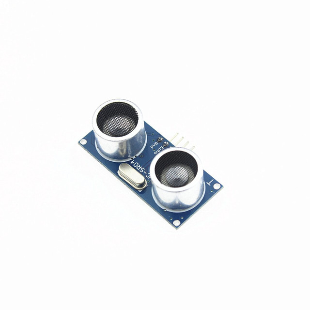 US $4 99  Adeept 1pcs Ultrasonic Module HC SR04 Distance Measuring  Transducer Sensor for Arduino Raspberry Pi headphones diy diykit-in  Replacement