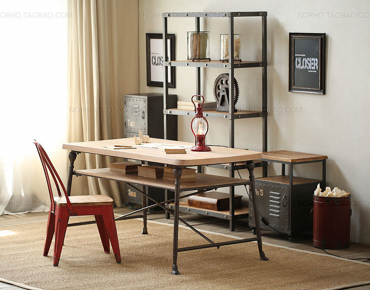 american country to do the old mining retro style coffee table desk american country style font