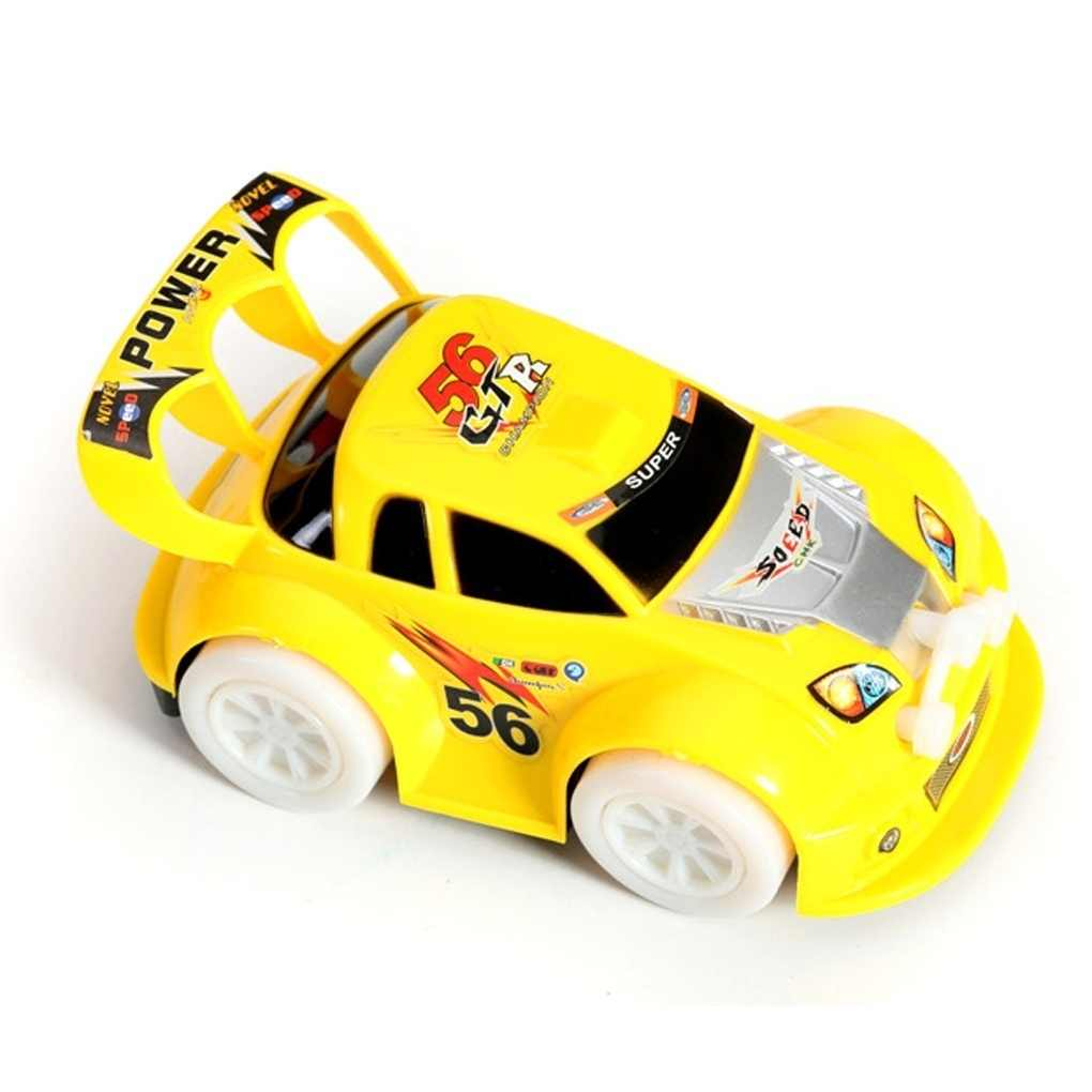 Detail Feedback Questions About 1pcs Cartoon Led Light Music Toy Car