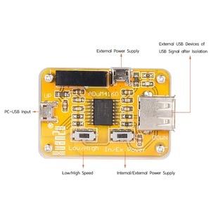 Image 4 - Douk Audio ADuM4160 módulo aislador USB a USB, eliminador de ruidos de Audio, protección de aislador Industrial, módulo Digital de 1500V