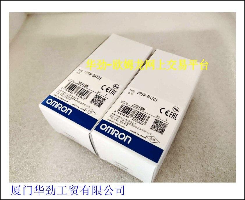 PLC Battery CP1W-BAT01 Genuine Brand New Stock