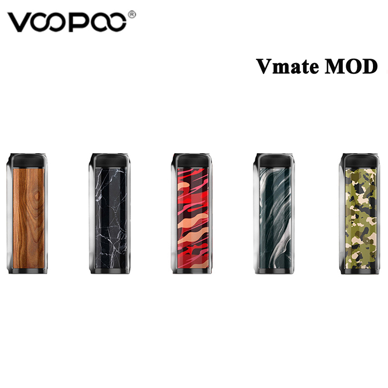 Original VOOPOO Vmate Max Output 200W TC Box MOD with 32 digit GENE FAN Chip Electronic