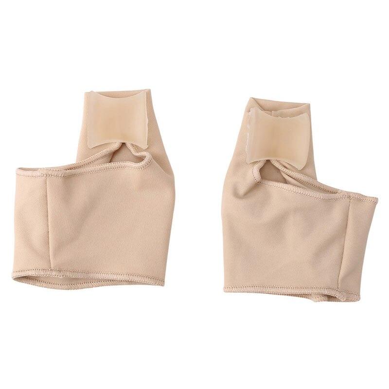 1 par dedo pulgar ortopédico juanete corrector pedicura calcetín de - Herramienta de cuidado de la piel - foto 5