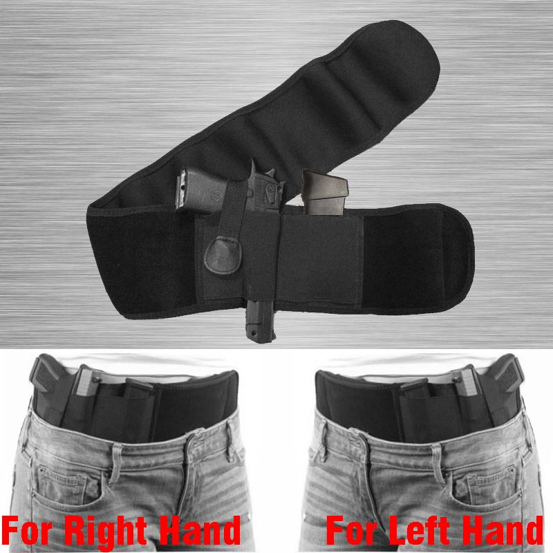 NYLON INSIDE THE WAISTBAND HOLSTER FITS RUGER LC9 RIGHT//LEFT HAND