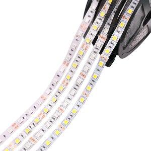 DC12V 5M 60LEDs/m 32.8Ft 5050 300 LED Strip Tape Light cool white/warm white/ red/green/blue/yellow/RGB Waterproof IP65 IP67