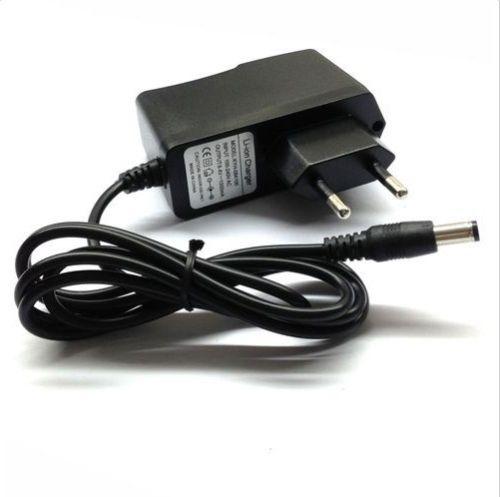 Высокое качество 12,6 В 1A литий-полимерный аккумулятор зарядное устройство, 12,6 В адаптер зарядного 12.6V1A, полный смены огни ...