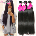 7A Brazilian Virgin Hair Straight 2 Bundle Deals Straight Virgin Hair Brazilian Straight Hair Cheap Brazilian Hair Weave Bundles