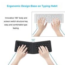 A20 Pocket Folding Keyboard