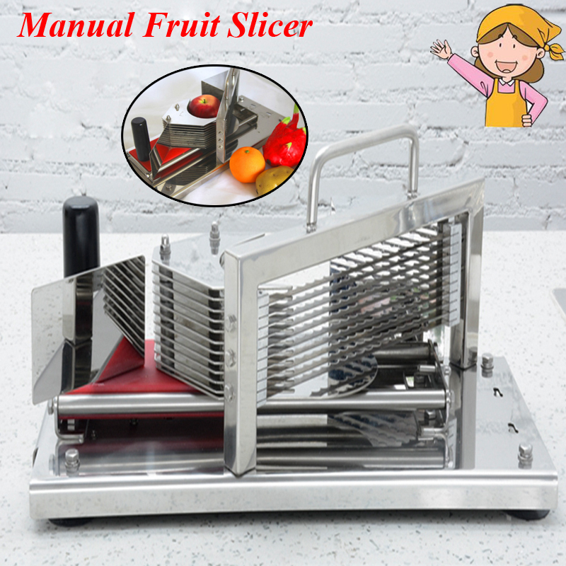 Commercial Manual Tomato Slicer Onion Slicing Cutter Machine Vegetable Cutting Machine HT-4 popular manual fruit and vegetable slicer for lemon pineapple orange potato onion cucumber tomato slicing machine tool