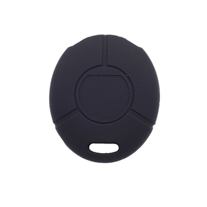 Image 5 - Cocolockey Silicone Car Key Cover Fit for MG Rover 25 35 ZT 3Buttons Remote Key Rubber Car Key Case Car Styling