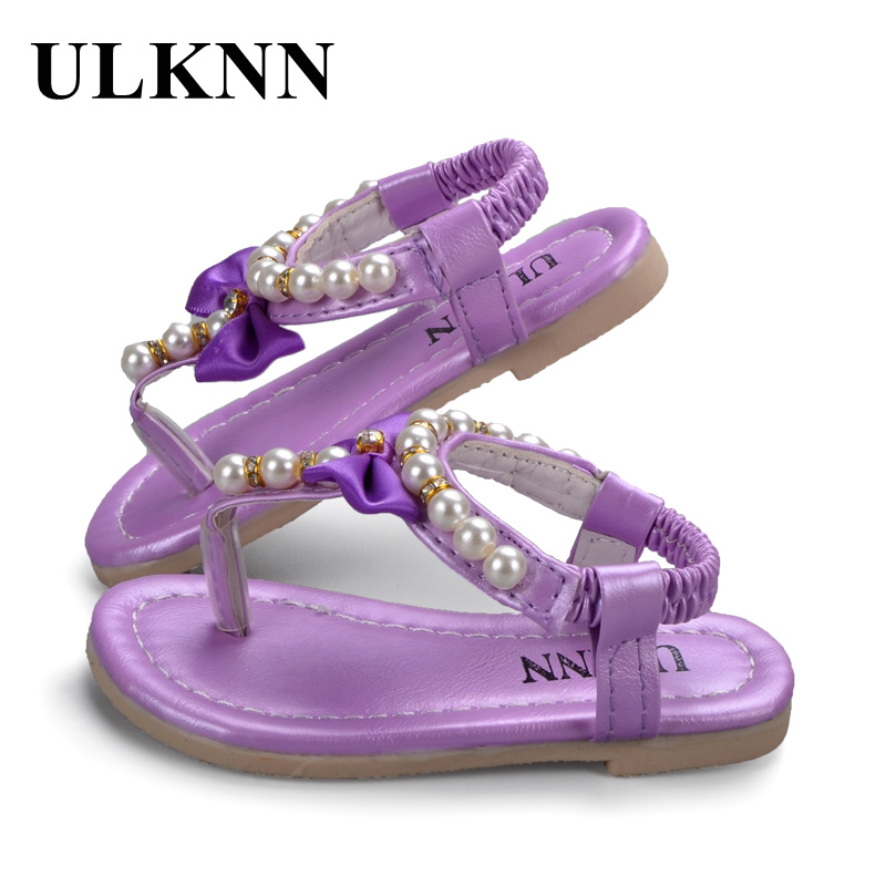 ULKNN purple pink sandalies for Girls sandals kids summer sandals Sweet Gentlewomen Flower Toe Cap Covering Sandals Girls ShoesULKNN purple pink sandalies for Girls sandals kids summer sandals Sweet Gentlewomen Flower Toe Cap Covering Sandals Girls Shoes