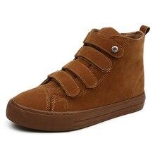 Женские зимние ботинки теплые замшевые Зимняя обувь на платформе Ботильоны женская обувь Повседневное круглый носок Спортивная обувь женские Обувь