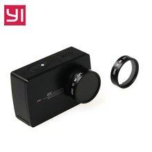 Yi 4k xiaomi acessórios uv cpl, polarizador circular, lente de proteção para yi xiaomi ii 4k xiaoyi câmera de ação esportiva