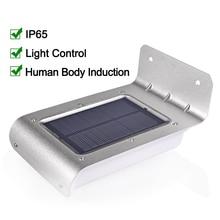 LED Solar Light Outdoor Lighting Waterproof LED Solar Lamp Energy Saving Garden Light With PIR Motion Sensor