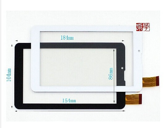 Free Screen Film + New touch screen 7 Digma HT 7070MG Tablet Touch panel Digitizer Glass Sensor Replacement Free Shippin witblue new touch screen for 9 7 archos 97 carbon tablet touch panel digitizer glass sensor replacement free shipping