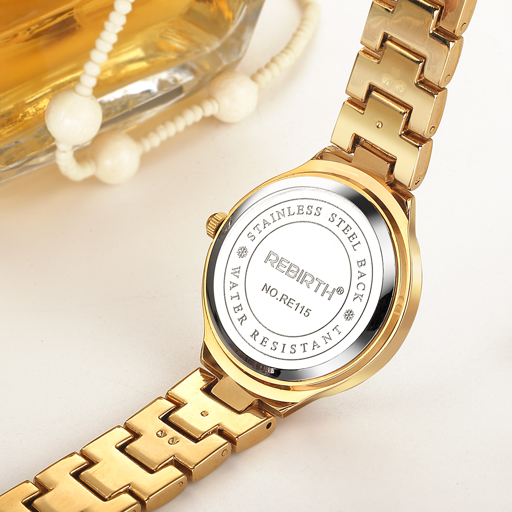 Fashion Rhinestone Watches Women Brand Luxury Crystal Watch Rose Gold Silver Luxury Ladies Bracelet Watches Dress Montre Femme 5