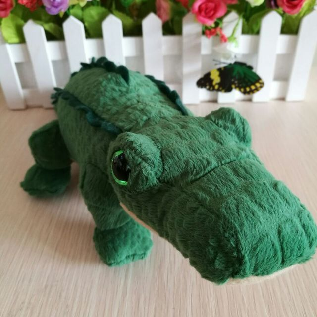 spike crocodile alligator with tag and label 1pc 28CM TY beanie boos Plush  Toys Stuffed TOYS soft toys Children toy Nano dolls c4e0dceaa71