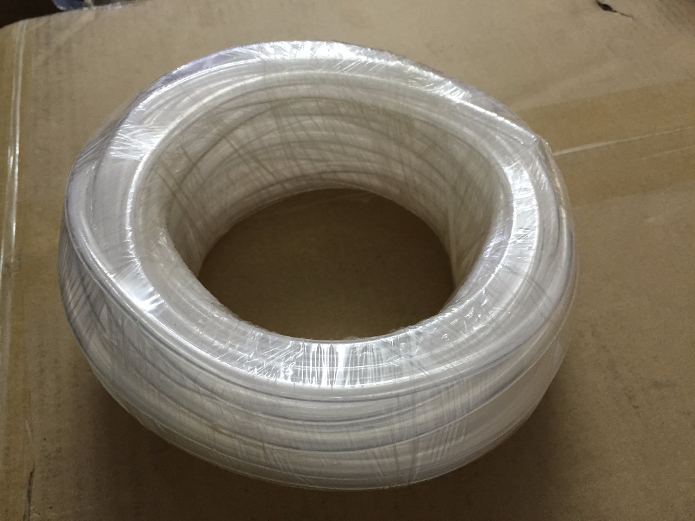 4 3mm transparent ink tube for damper ink tube for bulk ink system 20M