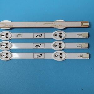 """Image 4 - Tira de LED para iluminación trasera 9LED para TV LG, 32 """"Rev0.9 tipo A/B, 6916L 1030A 6916L 1031A 6916L 0923A 6916L 0881A LC320DXN SE R1 LED32A"""