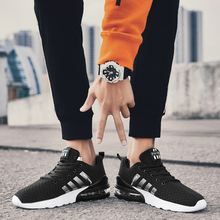 Brand Summer Men Sneakers Breathable Mesh Male Casual Shoes Lace up Shoes Loafers Super Light Shoes sapato masculino
