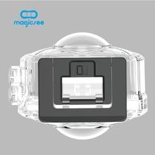 Magicsee Desporto Ao Ar Livre Action Camera Waterproof Case para Magicsee P3