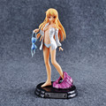 Sexy Anime Figure Shiina Mashiro Swimsuit Sex Toys Action Figure Sexy Figure PVC Figuarts Model Toy Gifts 21CM