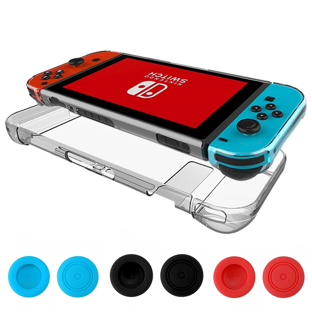 YTTL For Nintendo Switch Case, Shock-Absorption and Anti-Scratch Hard Back Case Cover For Nintendo Switch NS Console