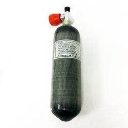 AC121711 Mini 2.17L CE 300Bar 4500PSI wysokiej sprężonego PCP węgla butla z włókna nurkowanie butelki z Condor zawór Acecare