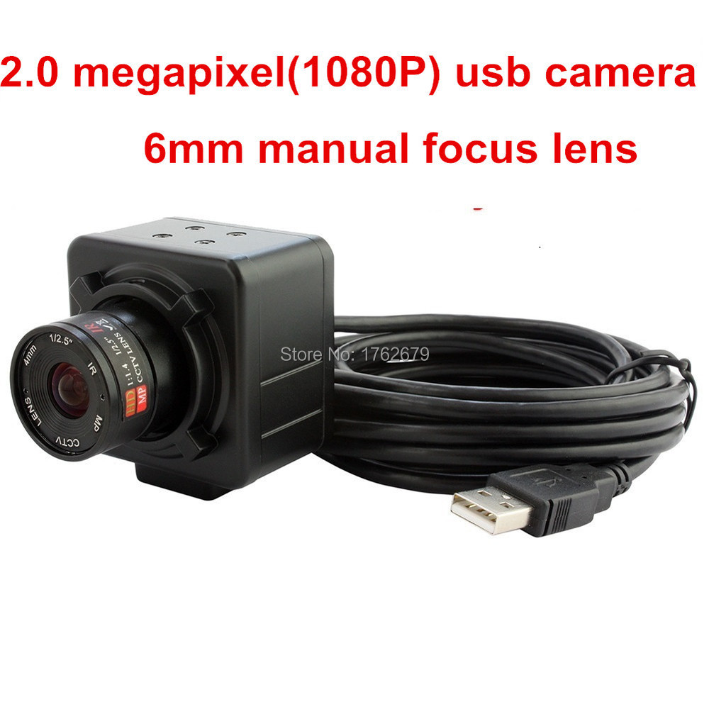 2mp 19201080 6mm manual focus lens mjpeg 1080p 30fps 60fps120fps high