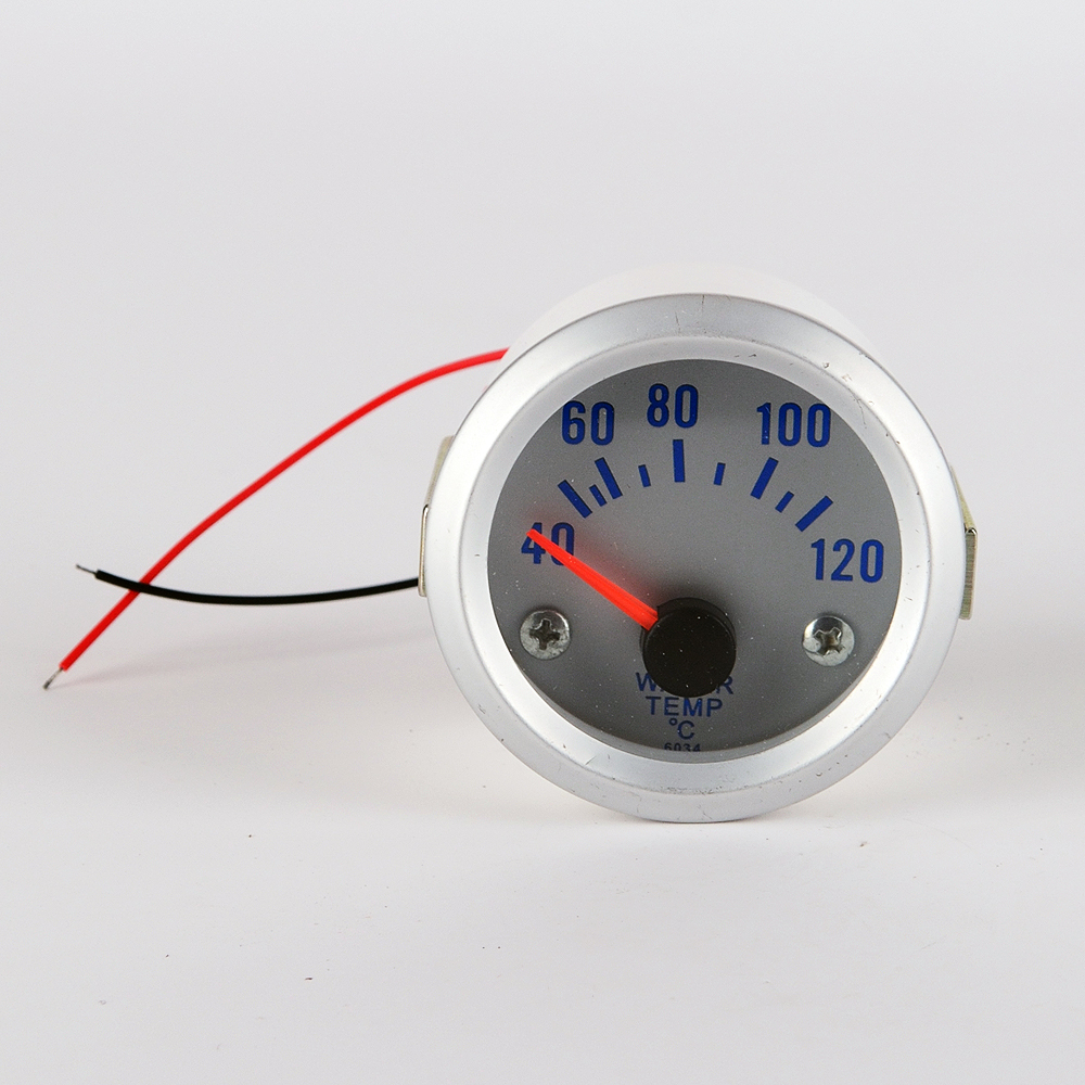 for car motorcycle 2 52mm LED Thermometer/  Water Temperature Temp Meter Gauge high quality
