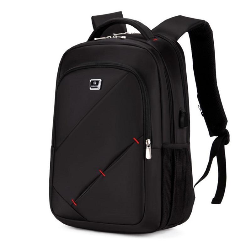 2018 mode femme sac en nylon sac à dos épaule son 16 pouces pochette d'ordinateur multi-usages sacs meilleur sac à dos mâle livraison gratuite
