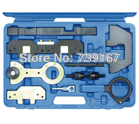 Engine Twin cam Timing Chain Locking Tool For BMW M42/M44/M50/M52