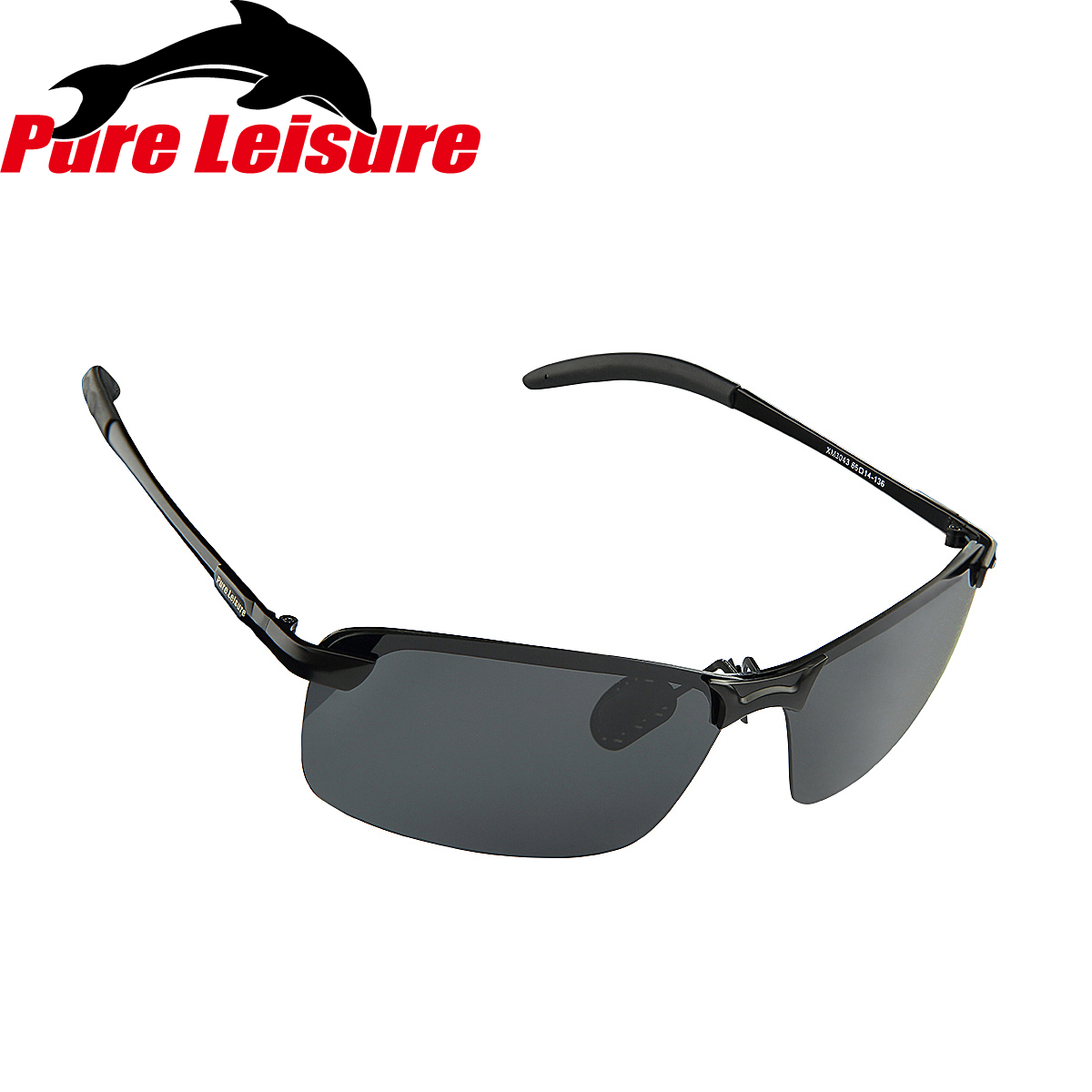 PureLeisure Fishing Men Sport Sunglasses Camo Mens Glasses Oculos Para Pesca Sunglasses Men Polarized Fishing Sportsokken