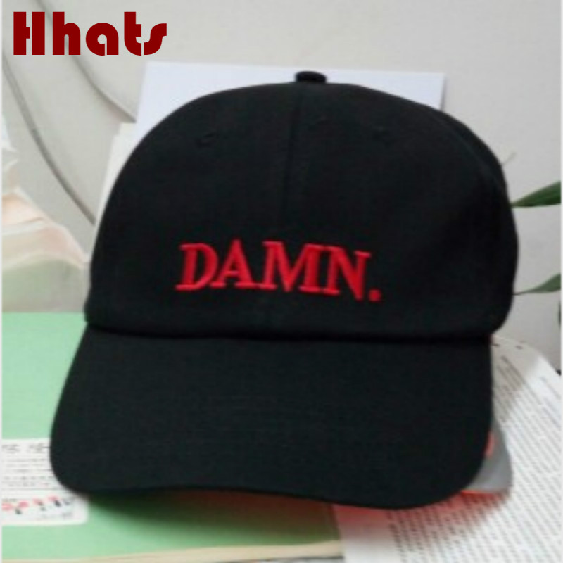 which in shower rapper black stitched DAMN dad hat adjustable embroidered brand women men baseball cap hip hop male trucker bone which in shower rapper black stitched 11 11 dad baseball cap embroidered women men adjustable strapback golf hip hop hat bones