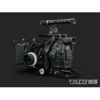 15MM DSLR Camera Cage Rig Kit for Canon C300/C500 Top Handle Baseplate Cage FF T03 Follow Focus 4*4 carbon fiber Matte box