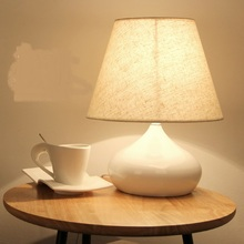 The Nordic modern table light living room study bedroom bedside creative eye reading simple hotel LED small lamp LO7144