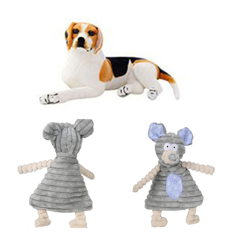 Pet Supply Cute Papa Duck Plush Dog Toy With Rope Cachorro Dog Toys 32*19cm Sturdy Construction Home & Garden Pet Products