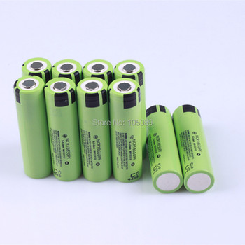 100PCS NCR18650PF 18650 2900mAh 10A High Discharge Rate Battery for Panasonic scooter